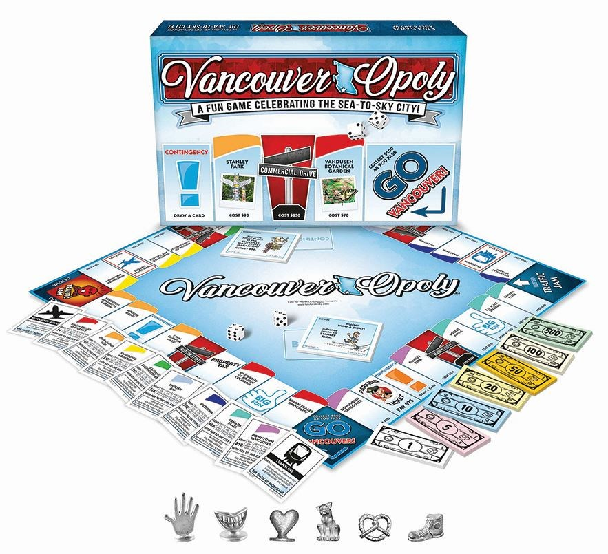 vancouver opoly