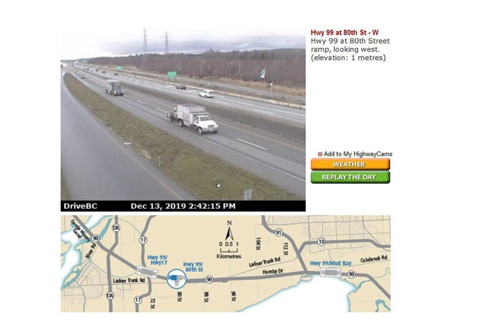 delta highwaycam