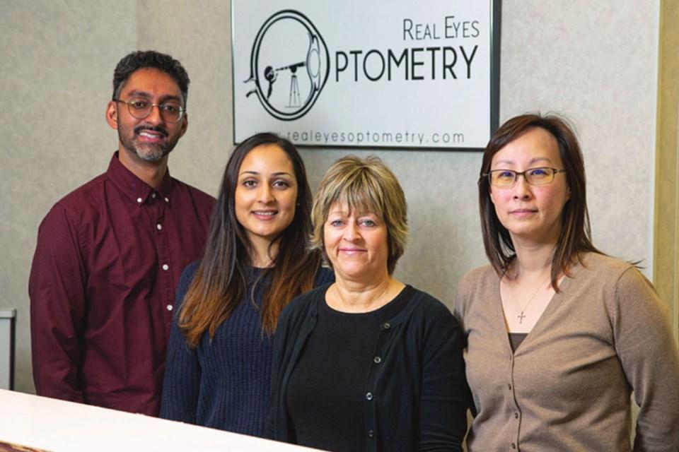 Real Eyes Optometry