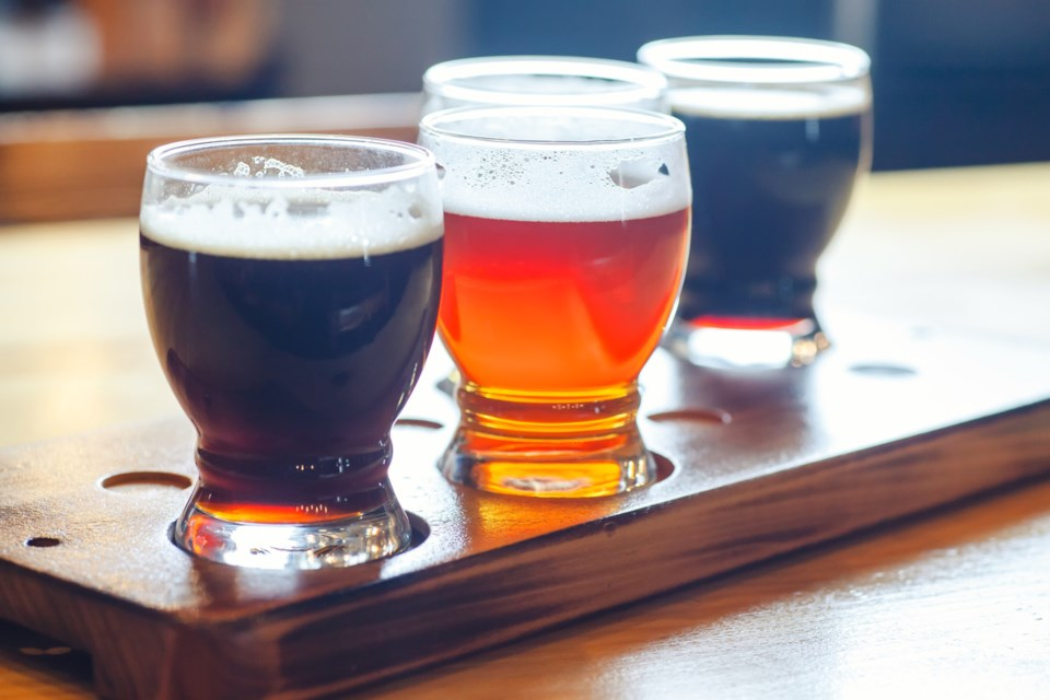 What's on tap for 2020? Plenty of new craft breweries across the province. Photo iStock