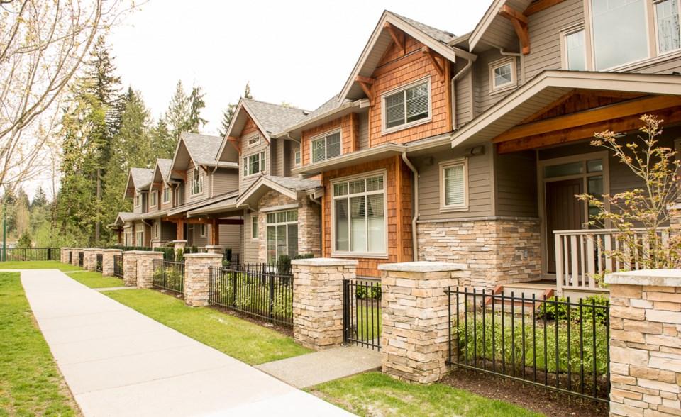 Coquitlam housing