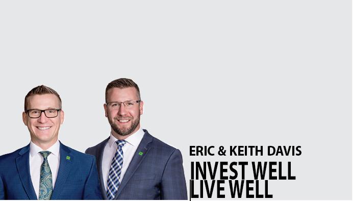 Invest Well Live Well Eric Davis Keith Davis