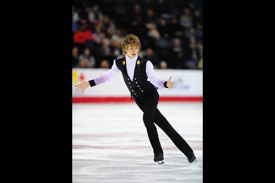 The first skater ever to achieve two quadruple jumps in a single program, Kevin Reynolds will be among the inductees welcomed into the Burnaby Sports Hall of Fame at their annual banquet, Feb. 27 at the Metrotown Firefighters Hall.