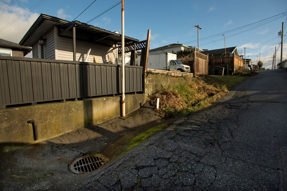 storm drain hayre