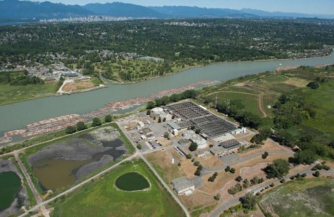 iona wastewater plant