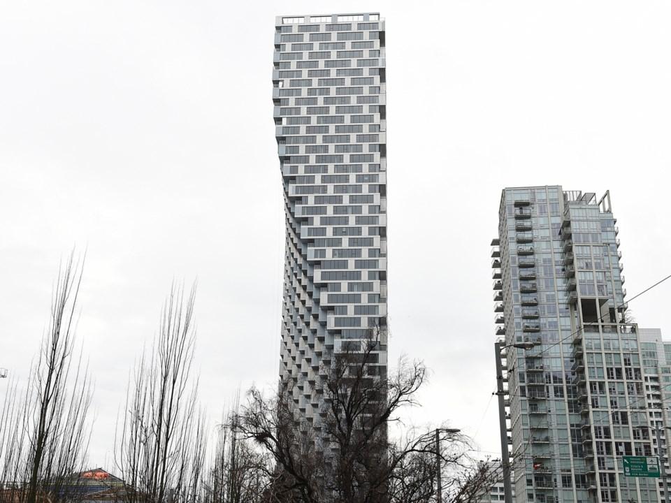 Vancouver House. Photo Dan Toulgoet
