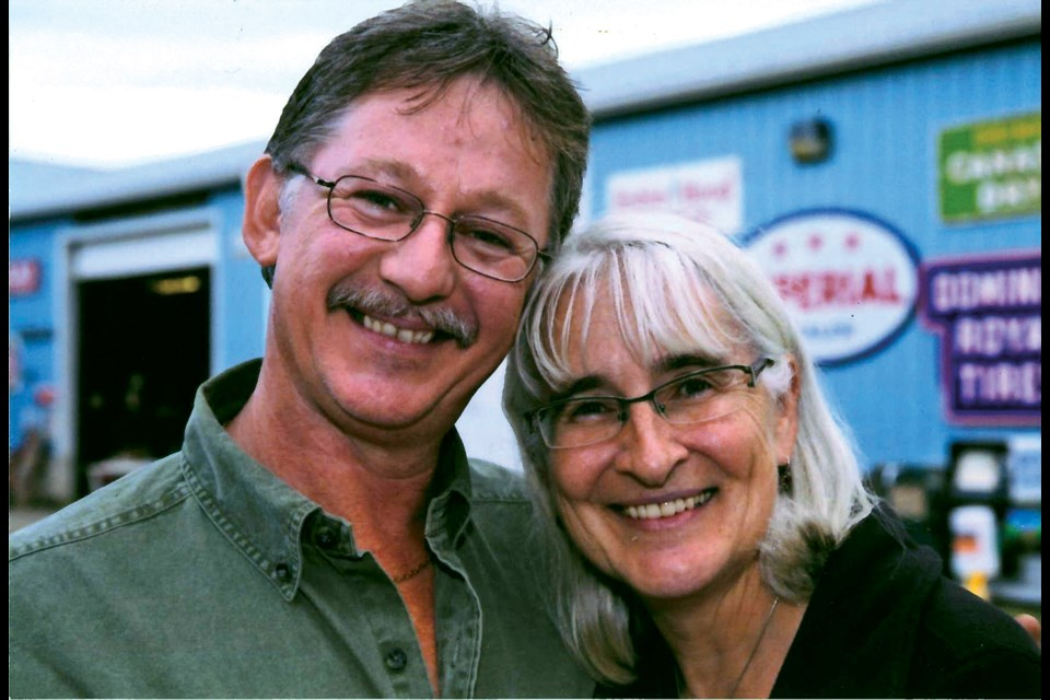 Russell and Carol MacLeod.