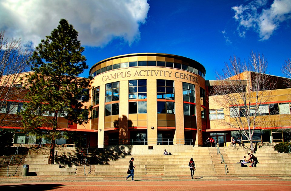 TRU Campus Activity Centre