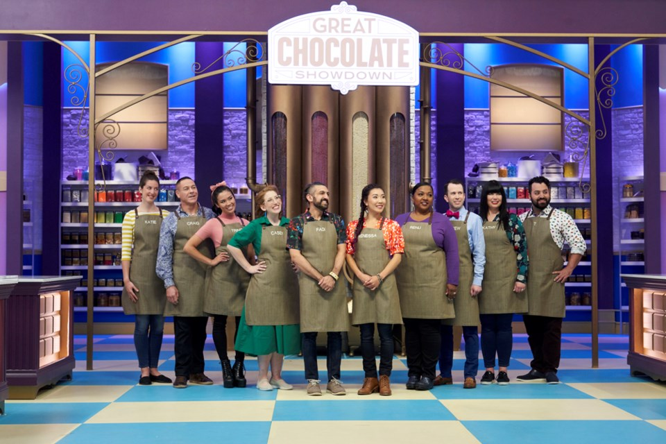 Great Chocolate Showdown, Food Network