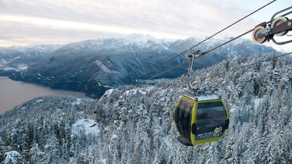 The Sea to Sky Gondola is set to resume operations Feb. 14, six months after vandals cut through the