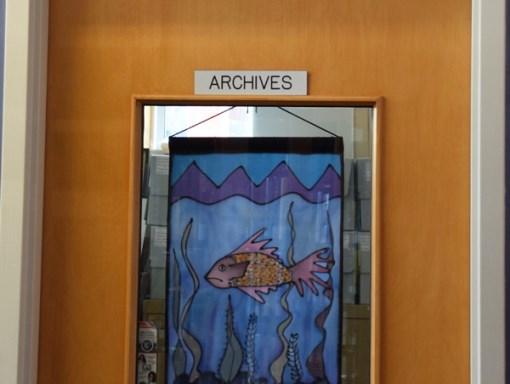 Archive Door