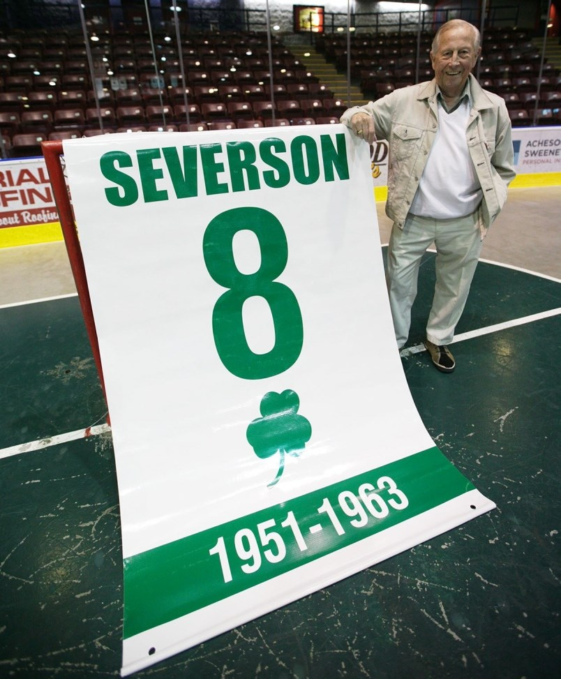 Severson number