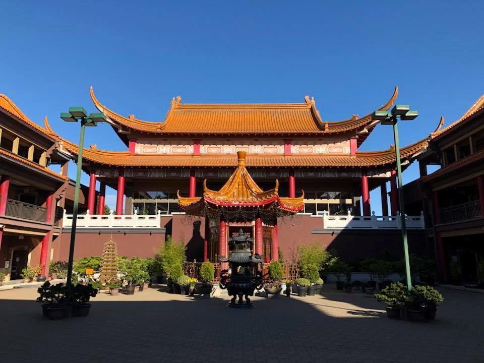 Lingyen Temple