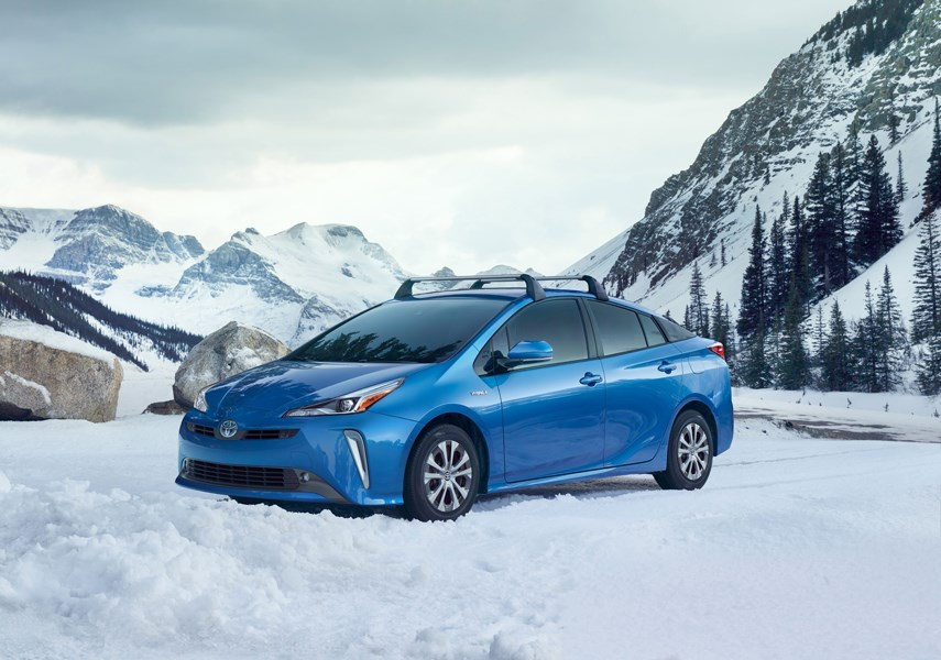 REVIEW: Toyota Prius gets a winter boost with all-wheel drive_1