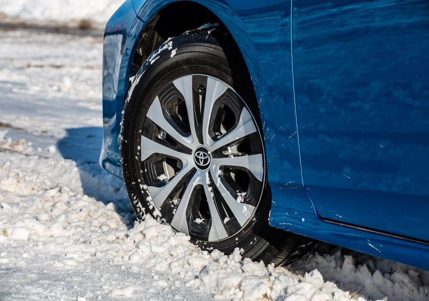 REVIEW: Toyota Prius gets a winter boost with all-wheel drive_3