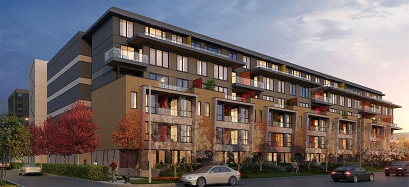 proposed condo project in Port Moody