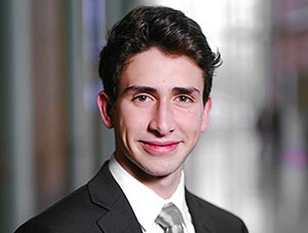 Giovanni Ferraresso, Loran Scholarship