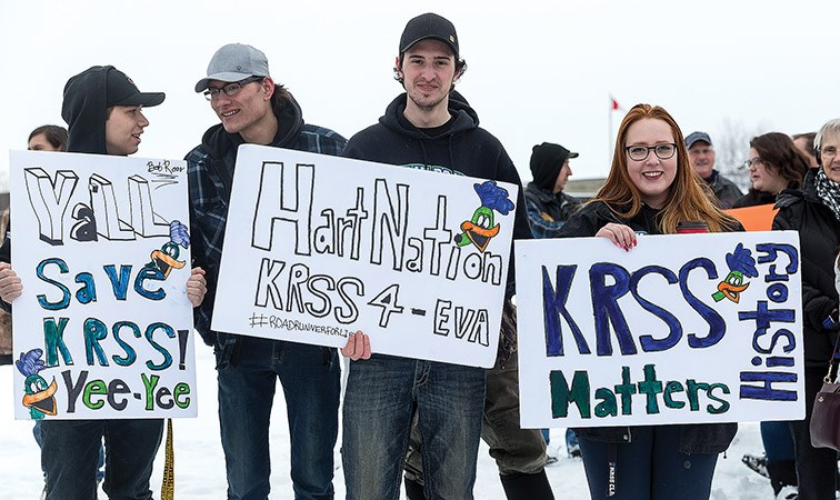 Rally held in opposition to proposed Kelly Road Secondary School name change - IN PHOTOS_5
