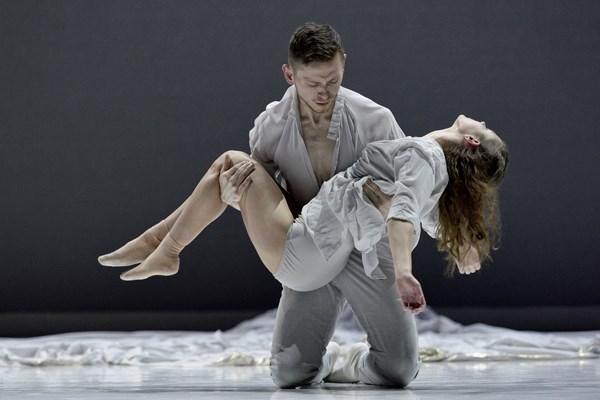 Ballet BC's Romeo and Juliet is at Queen Elizabeth Theatre until March 7. Photo Michael Slobodian