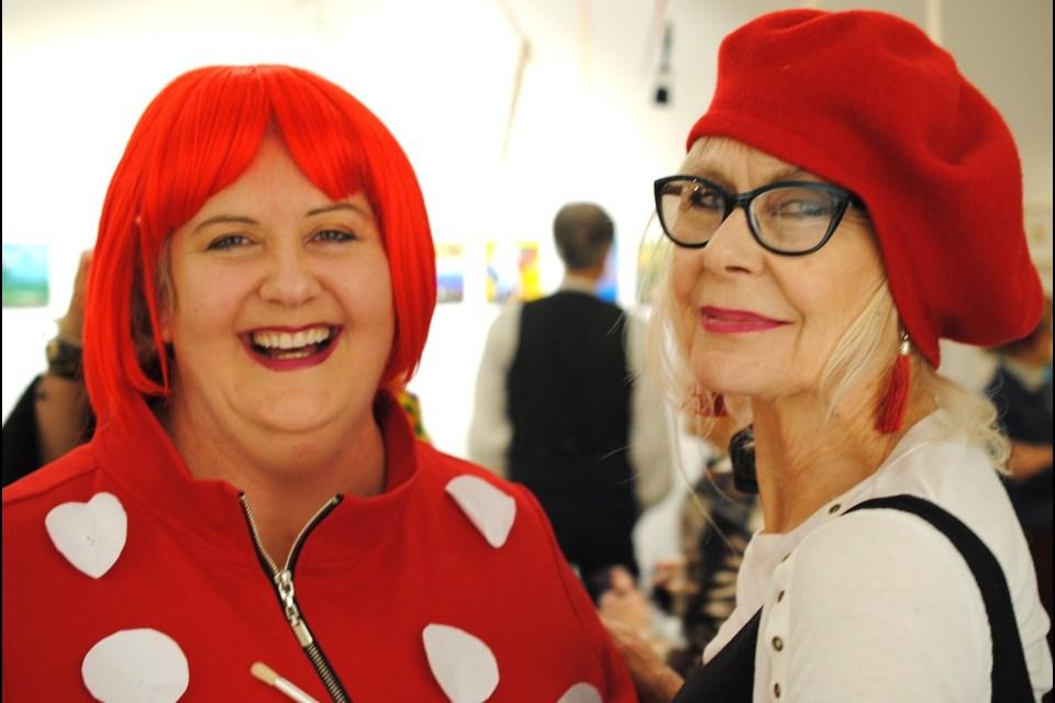 Kate Coffey and Diane Buchanan