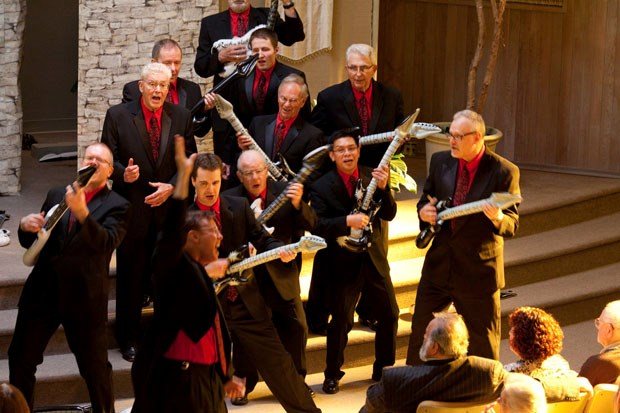 thunderbird choir