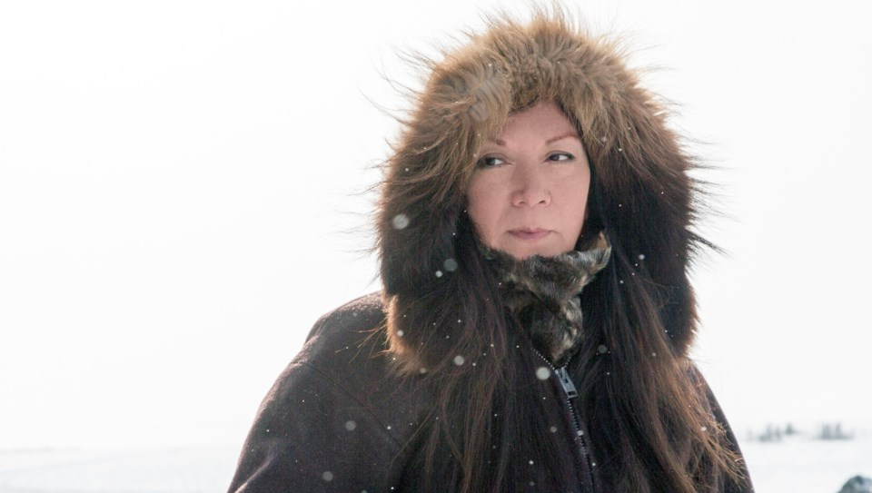Writer/director Marie Clements. Photo Howard J. Davis