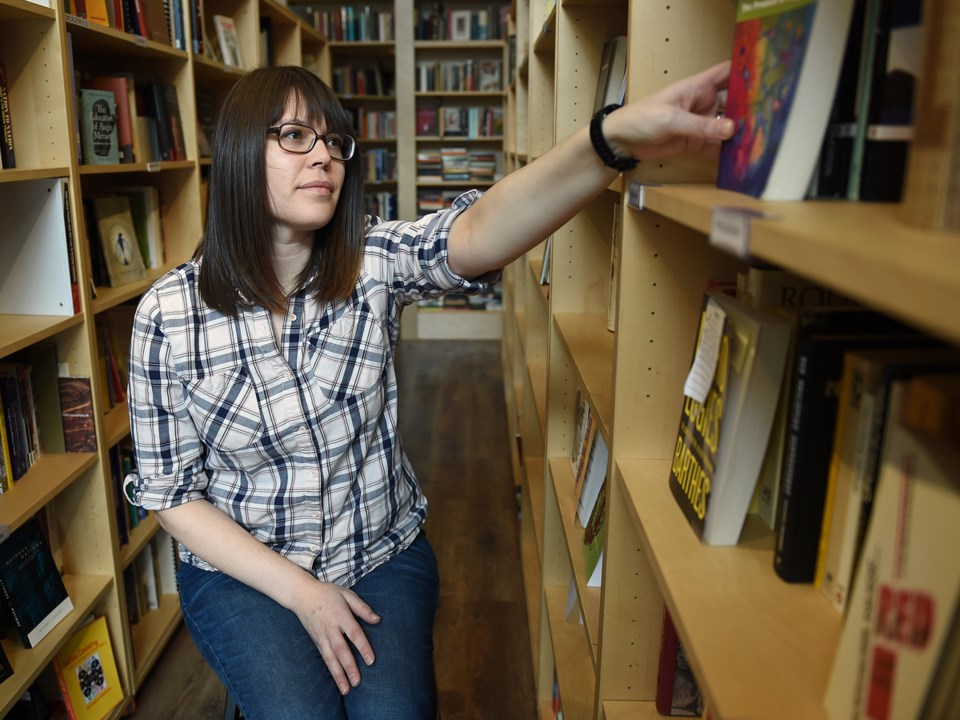 Patricia Massy of Massy Books