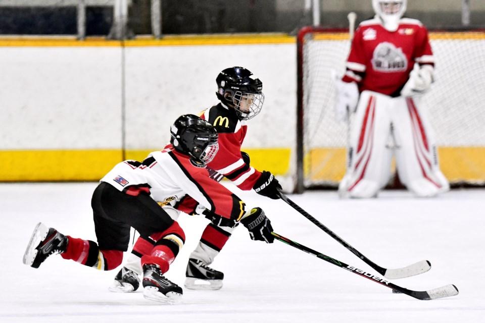 NW hockey