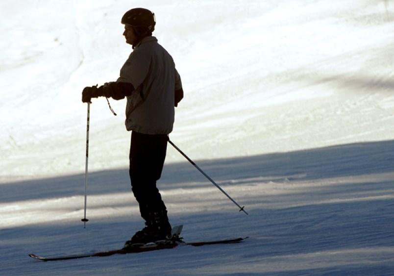 cypress skier