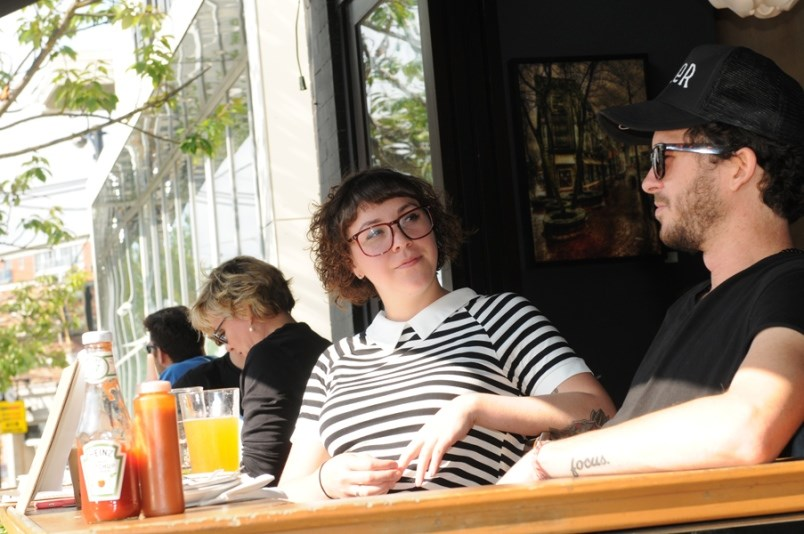 Despite concerns over COVID-19 (coronavirus), this past weekend bars, cafes, breweries and patios we