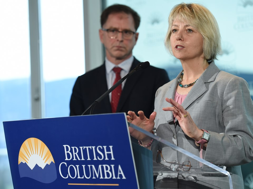 In their almost daily media briefings, Provincial Health Officer Dr. Bonnie Henry and B.C.'s Health