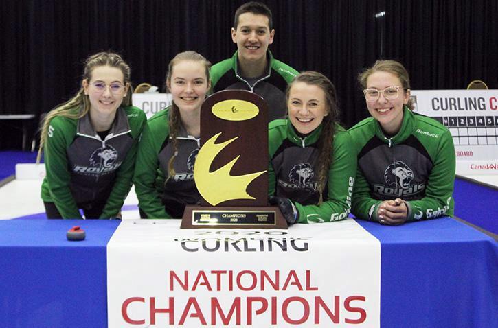 Douglas curling