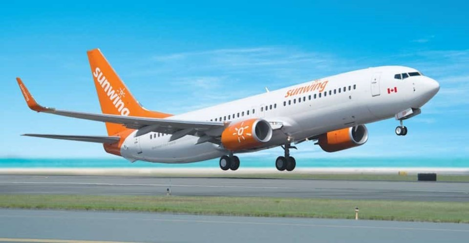 On March 19, low-cost Canadian airline Sunwing issued a statement saying it is bringing home approxi