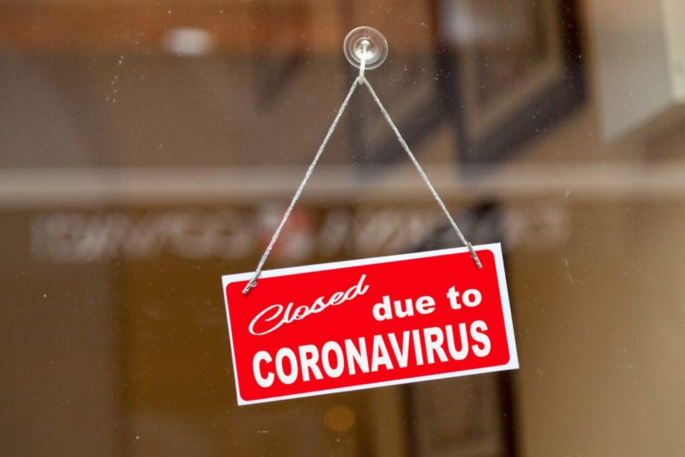 Closed-coronavirus-Gwengoat-iStock