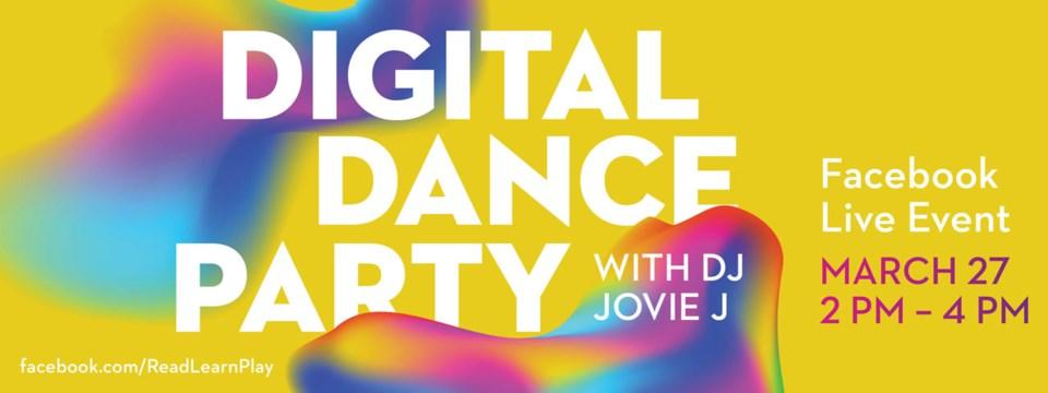 Digital Dance party