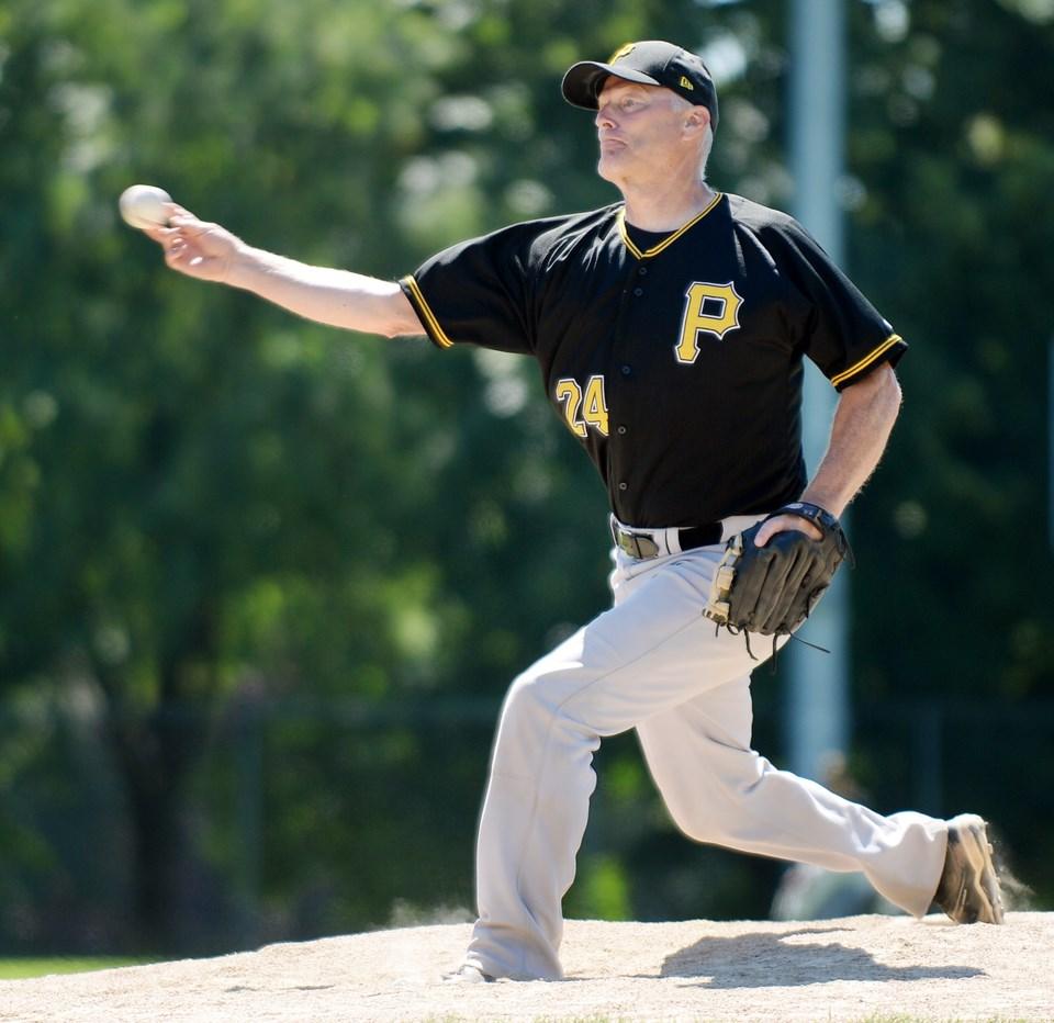 Pirates pitcher