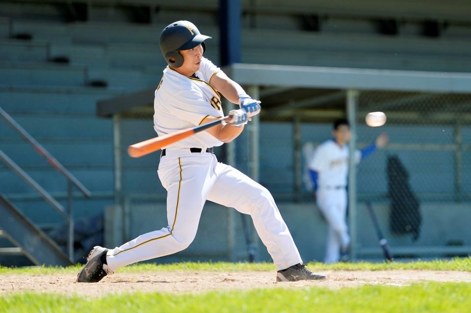 Batter swing