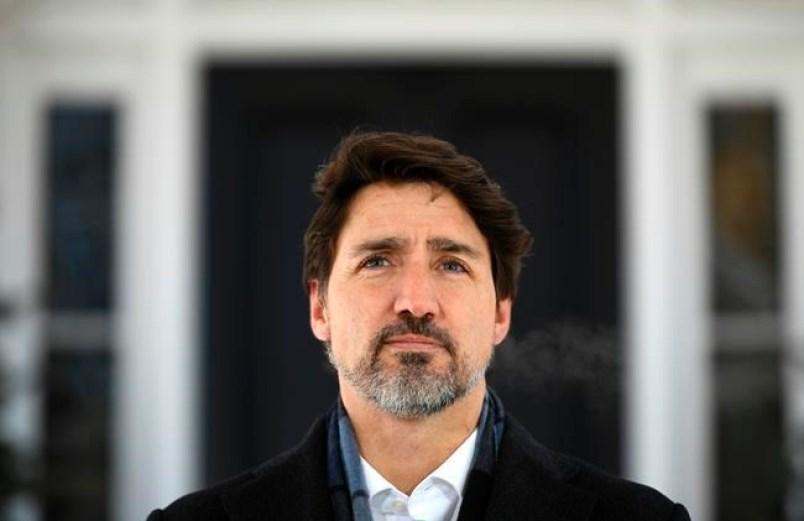Prime Minister Justin Trudeau COVID-19 press conference March 21 2020