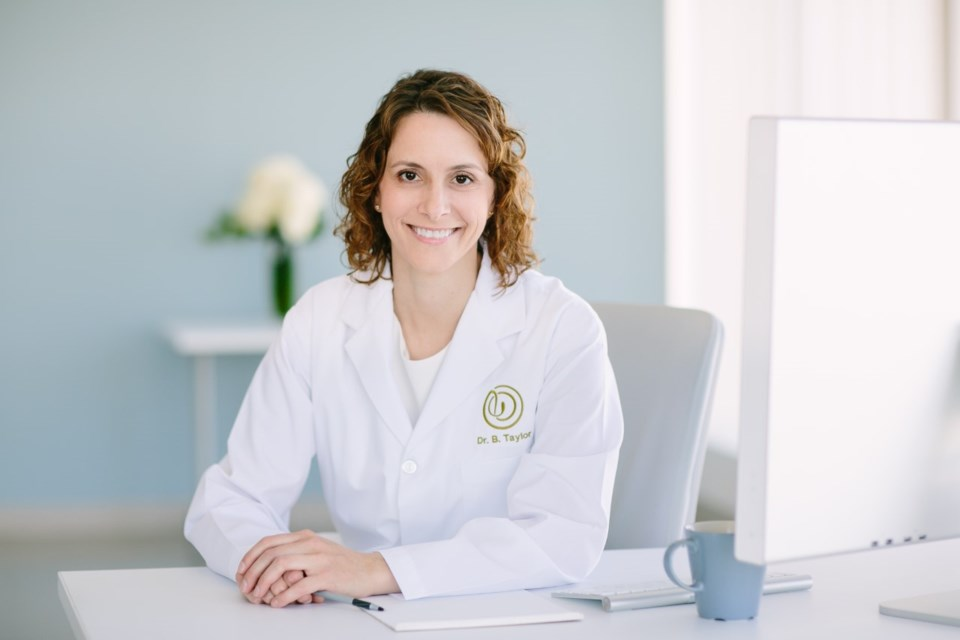 Dr. Beth Taylor of Olive Fertility. Photo submitted