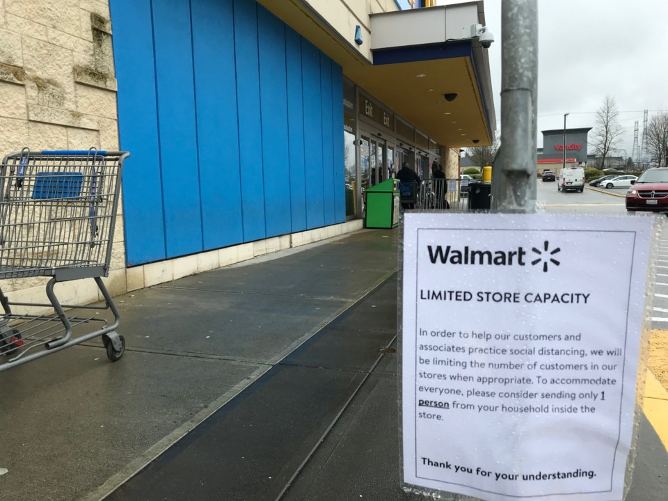 delta coronavirus retail impact