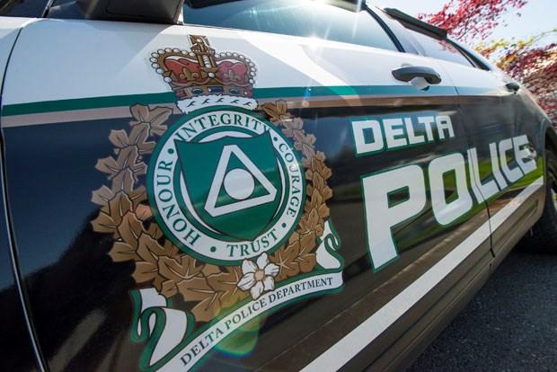 Delta police cruiser