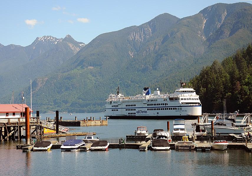 horseshoe bay ferry