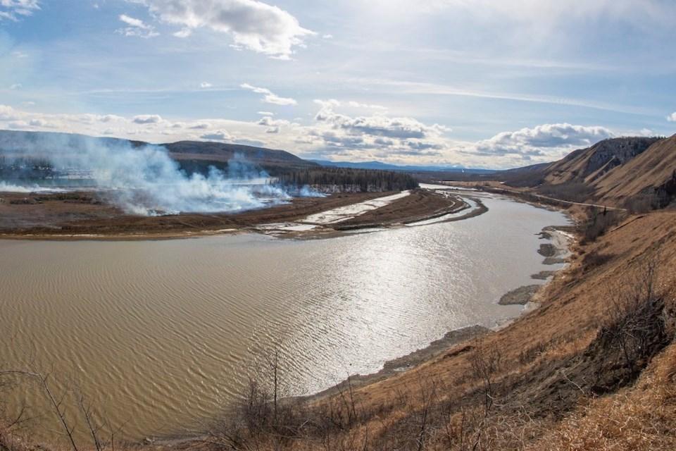 site-c-burning-april2020