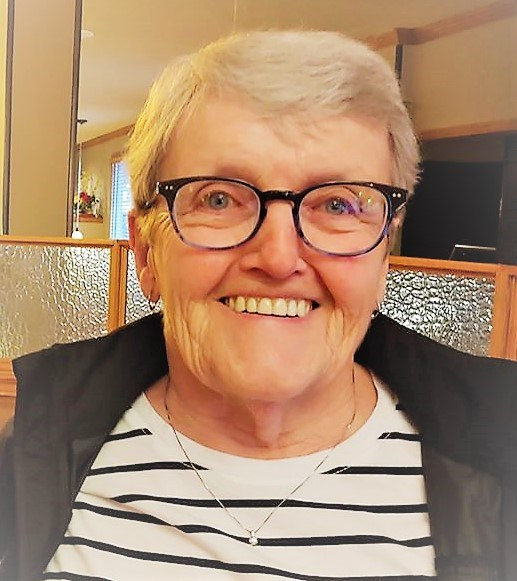 Former Fort St. John resident Doreen Gauvreau died in Calgary on Monday due to COVID-19 and underlying health issues. She was 81. Family handout
