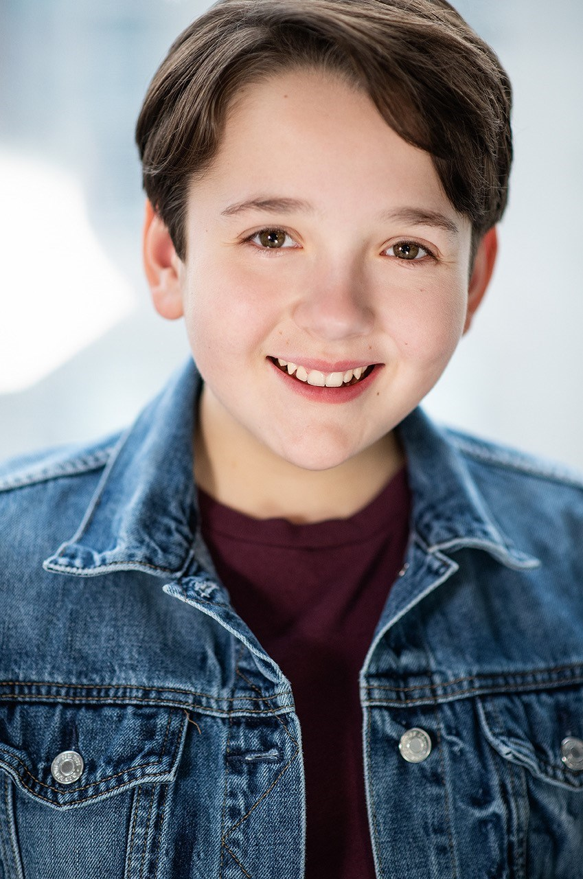 Coquitlam child actor Glen Cooper will star in a new Netflix movie airing Friday, April 9.