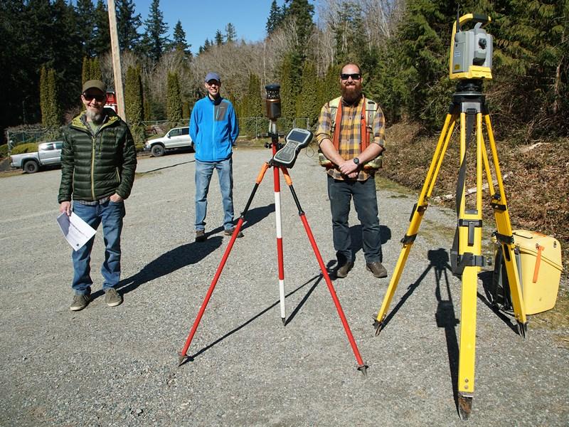 Polaris Land Surveying Powell River