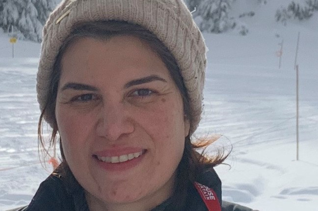 Atefed Jadidian was described as an active hiker who loved new adventures and surrounded herself with family and friends.
