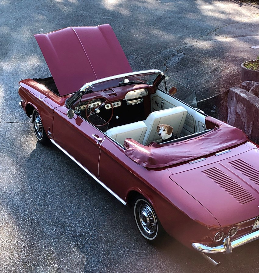 WHAT'S IN YOUR GARAGE: Bill Pomeroy's 1963 Corvair_1