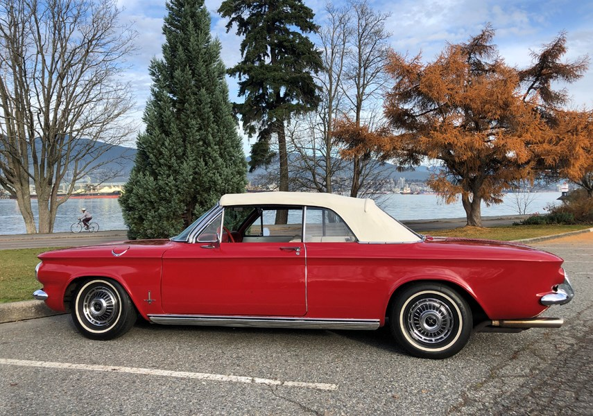 WHAT'S IN YOUR GARAGE: Bill Pomeroy's 1963 Corvair_2