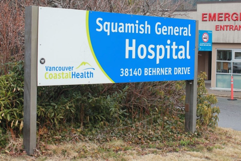 squamish hospital